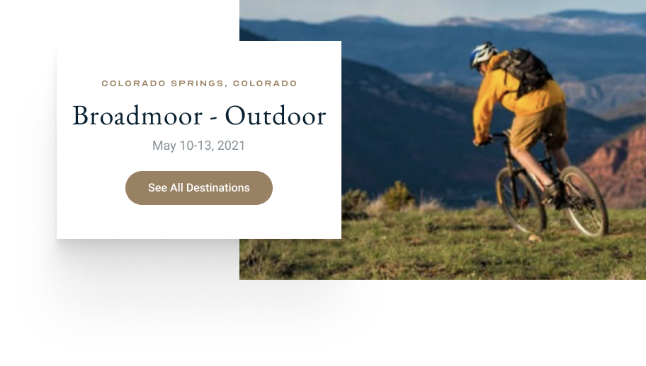 Broadmoor Outdoor trip