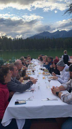 The Truss - Banff Alberta 2019