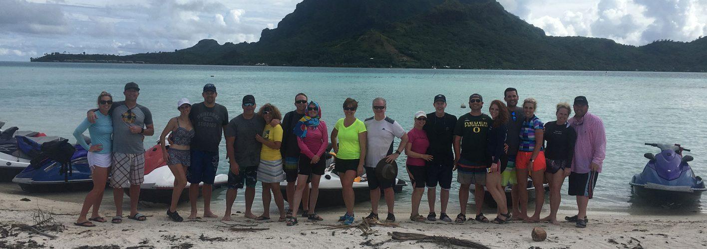 The Truss - Tahitian Cruise 2017