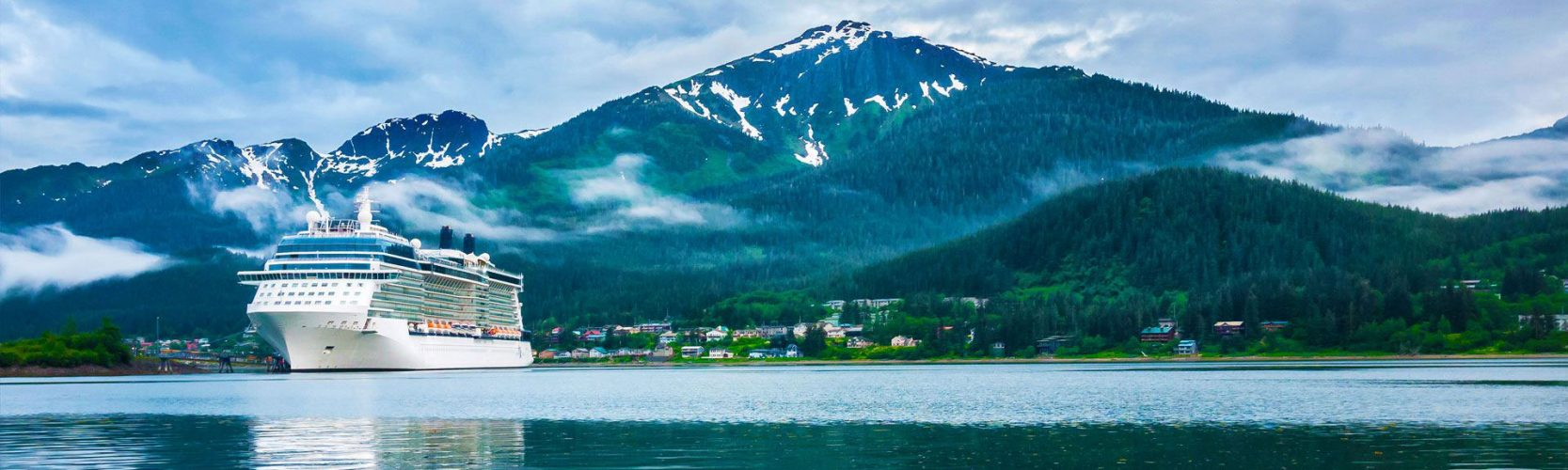 The Truss - Alaskan Cruise 2016