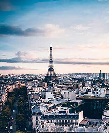 paris couples trip