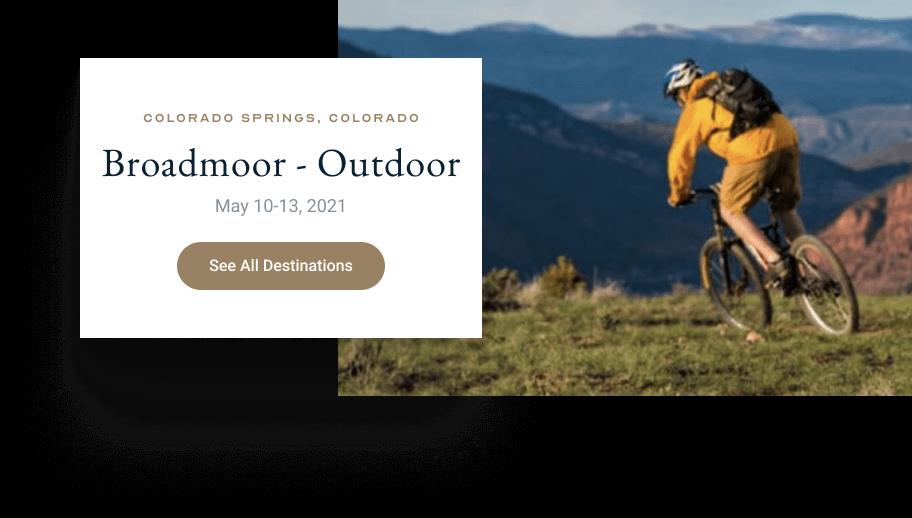 Broadmoor Outdoor trip